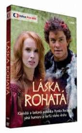 ROZPRAVKA  - DVD LASKA ROHATA