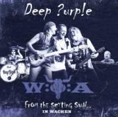 DEEP PURPLE  - CD FROM THE SETTING SUN IN WACKEN CD