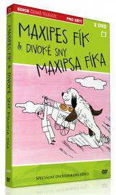 ROZPRAVKA  - 2xDVD MAXIPES FIK
