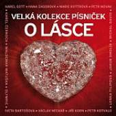 VARIOUS  - 3xCD VELKA KOLEKCE PISNICEK O LASCE