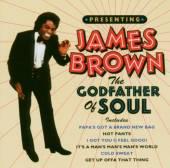 BROWN JAMES  - CD GODFATHER OF SOUL
