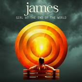 JAMES  - CD GIRL AT THE END OF THE WORLD