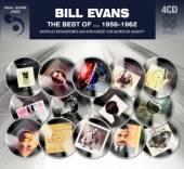 EVANS BILL  - 4xCD BEST OF - 1956-1962 [DIGI]