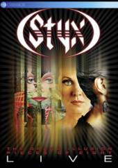 STYX  - DVD THE GRAND ILLUSION AND...