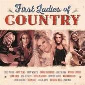 VARIOUS  - CD FIRST LADIES OF COUNTRY