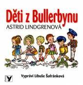 ASTRID LINDGRENOVA  - CD DETI Z BULLERBYNU