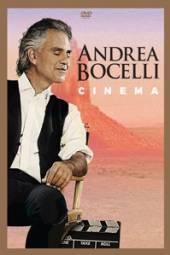 BOCELLI ANDREA  - DVD CINEMA