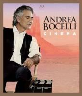 BOCELLI ANDREA  - BRD CINEMA [BLURAY]