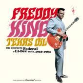 KING FREDDY  - 2xCD TEXAS OIL - THE..