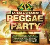 REGGAE PARTY - LATEST & G - supershop.sk