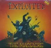 EXPLOITED  - CDG THE MASSACRE LTD.