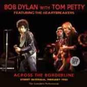 BOB DYLAN WITH TOM PETTY  - CD+DVD ACROSS THE BORDERLINE (2CD)