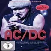 AC/DC  - DVD BRIAN JOHNSON YEARS