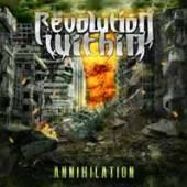 REVOLUTION WITHIN  - CD ANNIHILATION