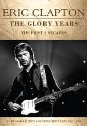 ERIC CLAPTON  - DVD THE GLORY YEARS (2DVD)