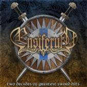 ENSIFERUM  - 2xCD+DVD TWO DECADES OF GREATEST...