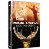 IMAGINE DRAGONS  - DVD SMOKE + MIRRORS LIVE