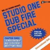 VARIOUS  - CD STUDIO ONE DUB FIRE..