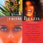 VARIOUS  - CD YOUNG WOMEN FROM BRAZIL