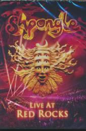 SHPONGLE  - DVD LIVE AT RED ROCKS