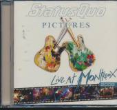 STATUS QUO  - CD PICTURES: LIVE AT..