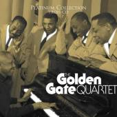 GOLDEN GATE QUARTET  - 3xCD PLATINUM COLLECTION