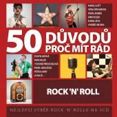 VARIOUS  - 3CD 50 DUVODU PROC MIT RAD ROCK'N'ROLL