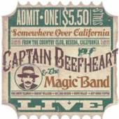 CAPTAIN BEEFHEART  - CD+DVD LIVE AT THE C..