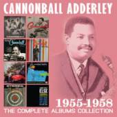 ADDERLEY CANNONBALL  - 4xCD COMPLETE ALBUMS..