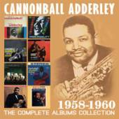CANNONBALL ADDERLEY  - 4xCD THE COMPLETE AL..