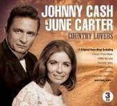 CASH JOHNNY & JUNE CARTE  - 3xCD COUNTRY LOVERS