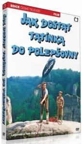 FILM  - DVD JAK DOSTAT TATINKA DO POLEPSOVNY