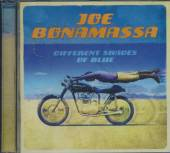 BONAMASSA JOE  - CD DIFFERENT SHADES OF BLUE