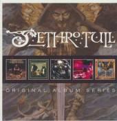 JETHRO TULL  - 5xCD ORIGINAL ALBUM ..
