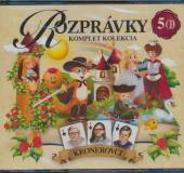 ROZPRAVKY  - 5xCD Kronerovci - Ko..