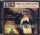 FREJ LADISLAV JAVORSKY VLADIMI..  - CD DOYLE: PES BASKERVILLSKY (MP3-CD)