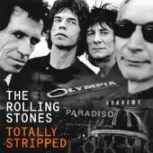 ROLLING STONES  - DVD TOTALLY STRIPPED