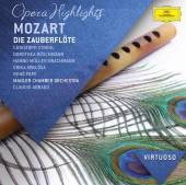 ABBADO CLAUDIO  - CD MOZART: THE MAGIC..