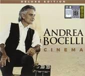 BOCELLI ANDREA  - CD CINEMA + 1 [DELUXE]