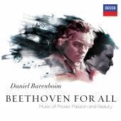 BARENBOIM DANIEL  - CD BEETHOVEN FOR ALL:HIGHLIGHTS