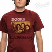 DOORS  - TRI LA WOMAN/UNISEX/RED/SMALL