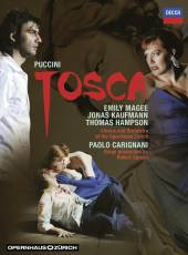 KAUFMANN JONAS  - DVD TOSCA