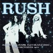 RUSH  - CD AGORA BALLROOM, C..