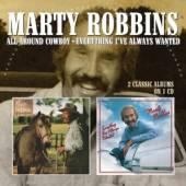 MARTY ROBBINS  - CD ALL AROUND COWBOY..