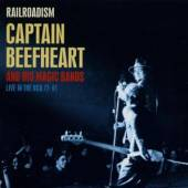 CAPTAIN BEEFHEART AND HIS MAGI..  - CD RAILROADISM -`LIV..