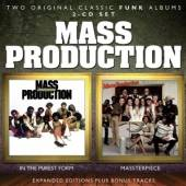 MASS PRODUCTION  - CD+DVD IN THE PUREST..