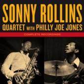 ROLLINS SONNY -QUARTET-  - CD COMPLETE RECORDINGS