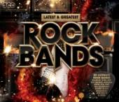 VARIOUS  - CD ROCK BANDS - LATEST & GRE