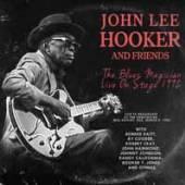 HOOKER JOHN LEE & FRIEND  - CD BLUES MAGICIAN LIVE ON ST