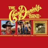 CHARLIE DANIELS BAND  - CD+DVD THE EPIC TRILOGY VOL. 3 (2CD)